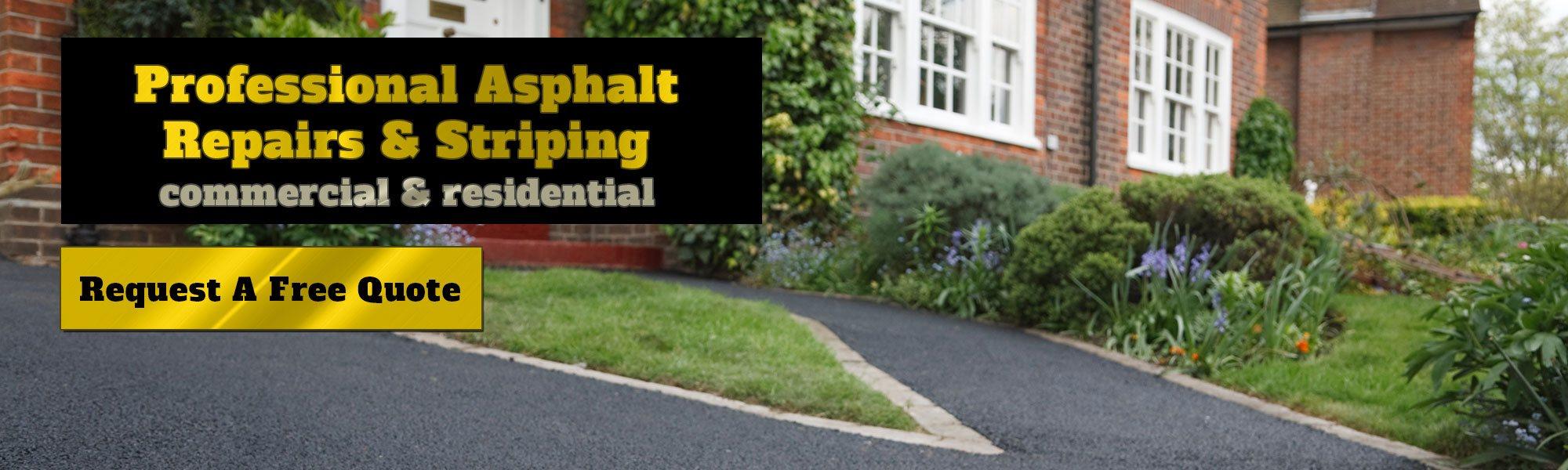 residential asphalt kansas city mo