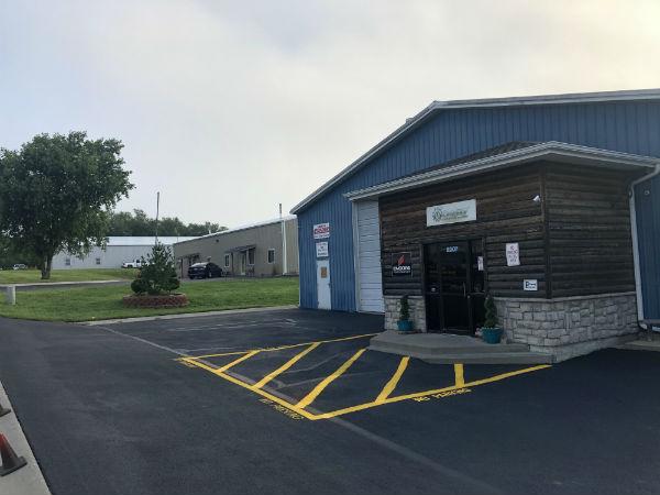Basehor Kansas Asphalt Parking Lot Patch and Seal